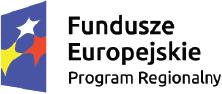 Logo Europejskie Fundusze Program Regionalny