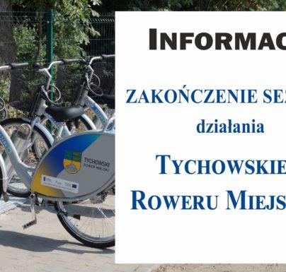 (Polski) Zakończenie pierwszego sezonu Tychowskiego Roweru Miejskiego